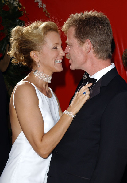 Then: Felicity Huffman and William H. Macy