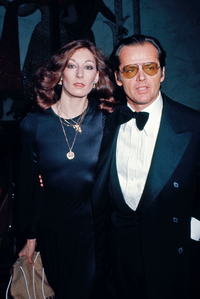 1970s: Jack Nicholson Cheats On Angelica Huston