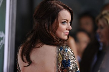 Emma Stone Finally Goes Back to Red