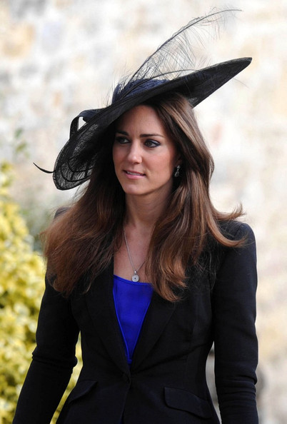 07aa839dc5b Kate Middleton Embraces Hats - Kate Middleton Hats - Livingly