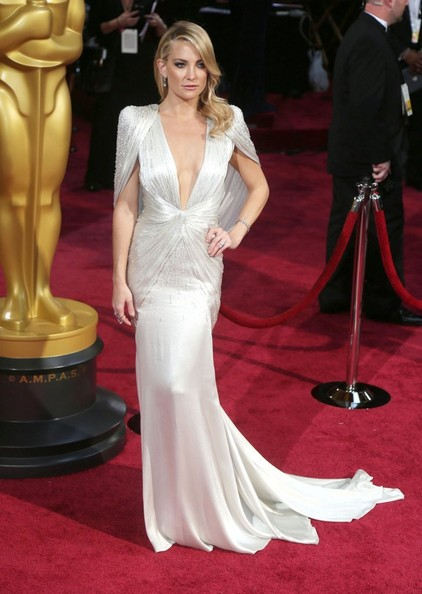 Kate In Versace At The Oscars, 2014