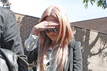 Amanda Bynes... Gets Out Of Jail
