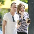 Giovanni Ribisi And Agyness Deyn