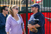 Oops, he did it again... Victoria Prince, girlfriend of Kevin Federline, has just announced that she's five months pregnant. File photos show the early signs of a baby bump.