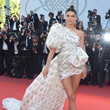 Kendall Jenner in Giambattista Valli at the Cannes Music Festival