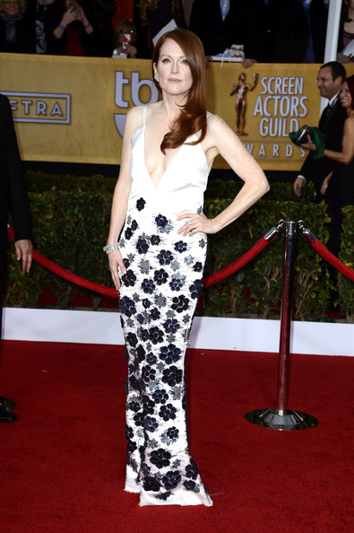 Julianne Moore, 2013 SAG Awards