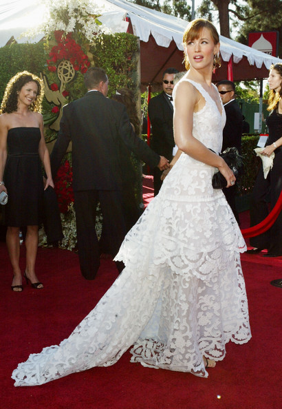 Jennifer Garner 2004 Emmy Awards