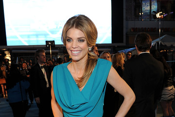 AnnaLynne McCord Has a Strappy Night at the 2011 People's Choice Awards