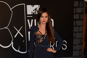 Selena Gomez at the 2013 MTV Video Music Awards