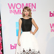 Oscar de la Renta for the 2014 Women in Music Luncheon