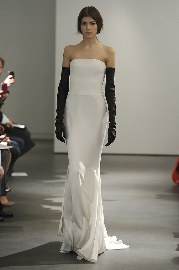 Vera Wang, Bridal Spring 2014 - The Most Stunning Wedding Gowns for ...