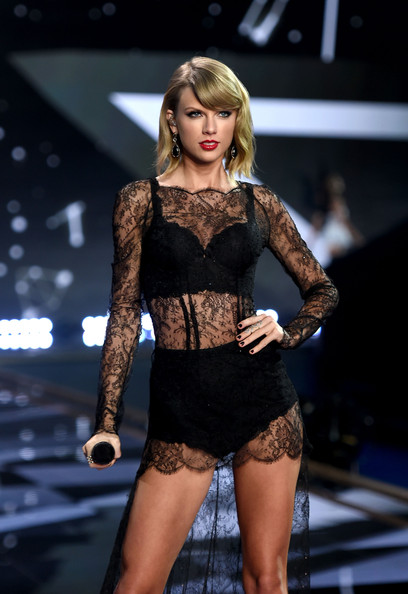 350ad2bab9426 With Lace Lingerie - Taylor Swift's Best Matching Sets - Livingly