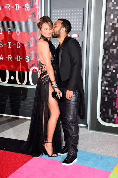 When They Were Snapped Being Sweet at the 2015 VMAs