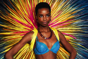 Model Maria Borges from Angola walks the runway during the 2015 Victoria's Secret Fashion Show at Lexington Avenue Armory on November 10, 2015 in New York City.