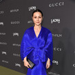 China Chow in Royal Blue
