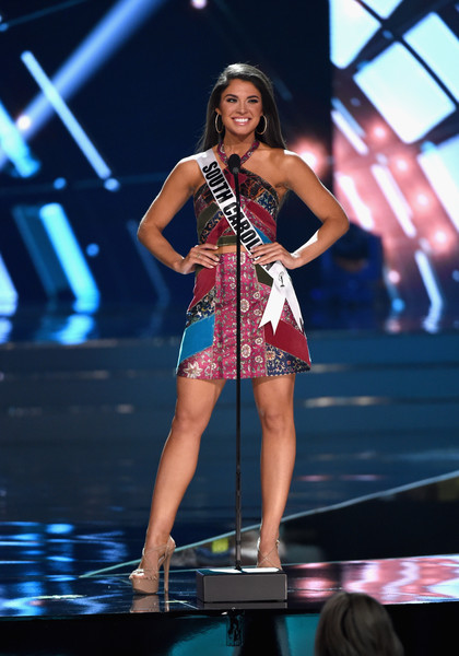 Miss South Carolina, Leah Lawson