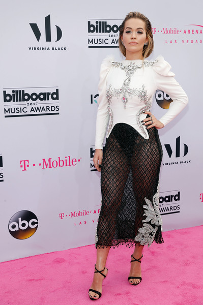 Rita Ora in Franceso Scognamiglio Couture at the Billboard Music Awards