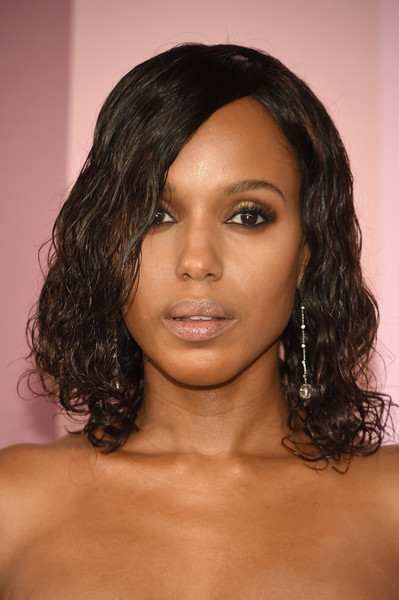 Kerry Washington's Wet Curls at the CFDA Fashion Awards