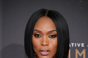 Angela Bassett attends day 2 of the 2017 Creative Arts Emmy Awards on September 10, 2017 in Los Angeles, California.