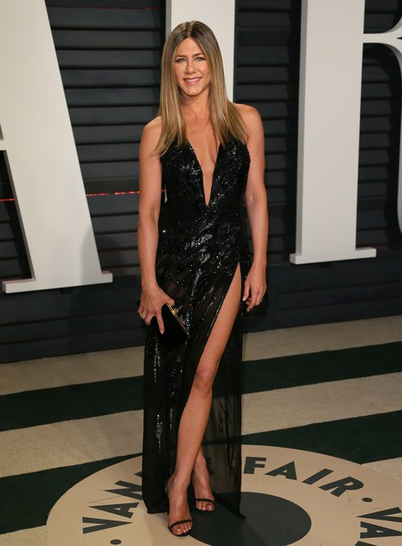 Jennifer Aniston Now