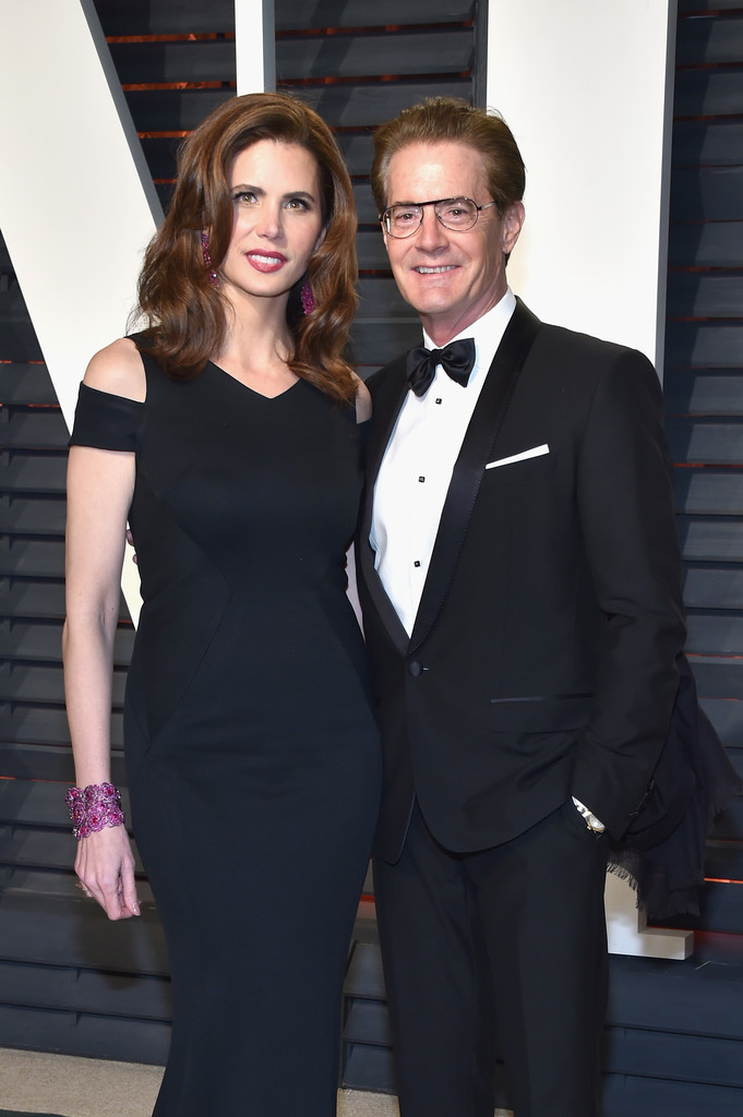 Desiree Gruber and Kyle MacLachlan - The Cutest Couples at ...