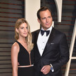 Will Arnett & Elizabeth Law