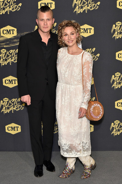 Clare Bowen And Brandon Robert Young