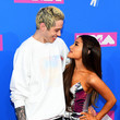 Ariana Grande And Pete Davidson Get Engaged
