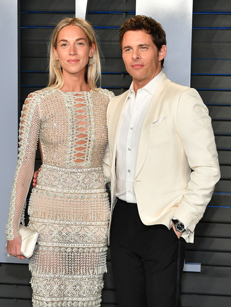 James Marsden And Edei