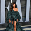 Ciara In Alexandre Vauthier Couture At The Vanity Fair Oscar Party