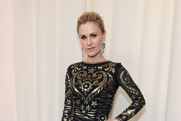 Anna Paquin at Oscars Party 2012 with 'True Blood' Star