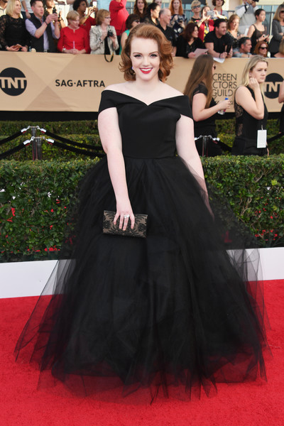 Shannon Purser At The 2017 SAG Awards