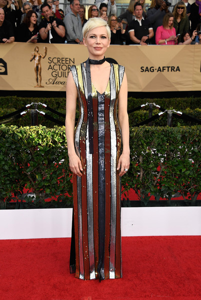 Michelle Williams, 2017 SAG Awards