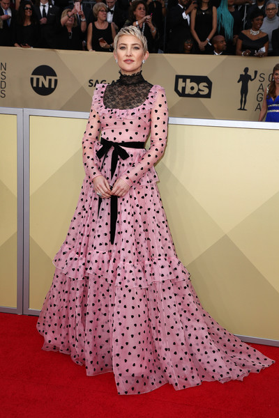Kate Hudson In Valentino At The SAG Awards