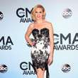 Laura Bell Bundy At The CMA Awards, 2013