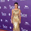 Jana Kramer In Badgley Mischka, 2013