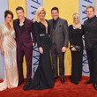 Tiffany Fallon and Joe Don Rooney; Allison Alderson and Jay DeMarcus; Tara and Gary LeVox