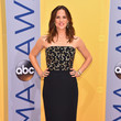 Jennifer Garner in Strapless Black