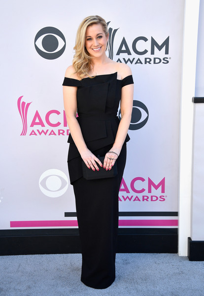 Kellie Pickler In Black Halo, 2017