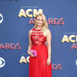 Miranda Lambert In Tyler Ellis At The ACM Awards, 2018