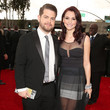 Jack Osbourne & Lisa Stelly, 2013