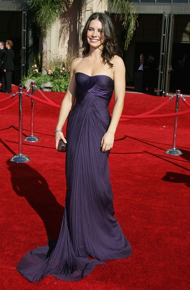 Evangeline Lilly 2006 Emmy Awards