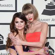 Selena Gomez + Taylor Swift