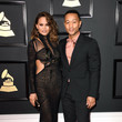 John Legend & Chrissy Teigen, 2017