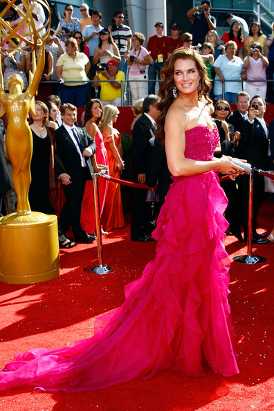 Brooke Shields 2008 Emmy Awards