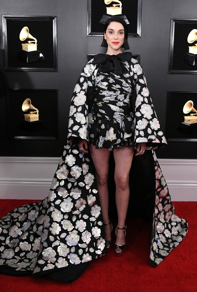 St. Vincent At The 2019 Grammys