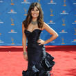 Lea Michele 2010 Emmy Awards