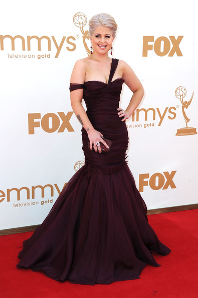 Kelly Osbourne 2011 Emmy Awards