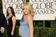 Actress Jane Krakowski arrives at the 68th Annual Golden Globe Awards held at The Beverly Hilton hotel on January 16, 2011 in Beverly Hills, California.