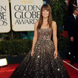 Olivia Wilde in Marchesa at the 2011 Golden Globe Awards